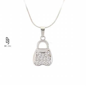 BE.JUU Kalung The Beauty Of Love Korean Jewelry