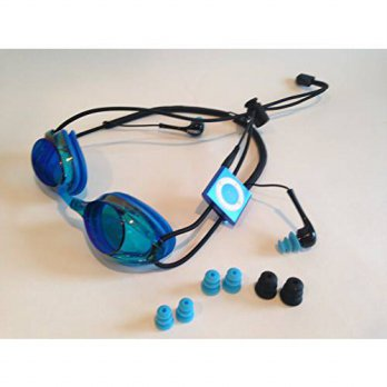 [macyskorea] MultiSport Audio, MUSA, AquaBoom Blue Multi Sport Audio Goggles with Waterpro/14934195