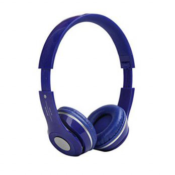 [macyskorea] Alonea Wireless Bluetooth Headset Stereo Headphone Earphone (Blue)/14933999