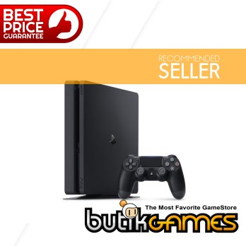 Sony PS4 Slim Playstation 4 Slim 500GB Garansi Sony Indonesia
