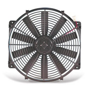 [macyskorea] Flex-a-lite 11424 Black 14 24V Reversible Electric Fan/14123145
