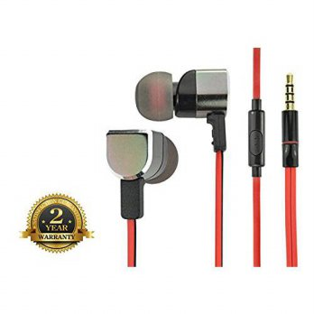 [macyskorea] Sownd SOWND MHMS272CA01-KR HD 3.5mm D-Shape Microphone Earphones (Black-Red)/14957476