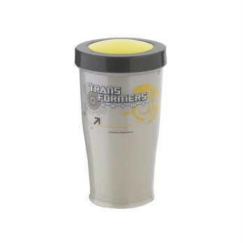 Transformers Prime Plastic Tumbler Multicolor Cover