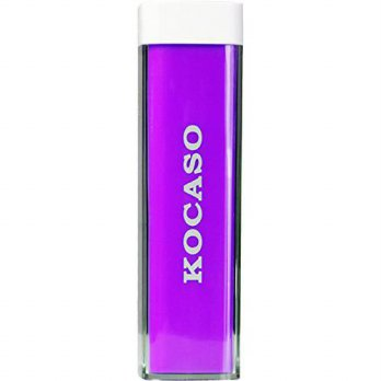 [macyskorea] Kocaso 2600 mAh Lipstick-Style Flash Charger (T413 Purple)/15023519