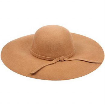 [macyskorea] Sakkas EH01EH - Womens 100 Wool Wide Brim Foldable Floppy Hat - Beige/One Siz/14943083