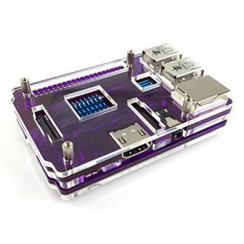 [macyskorea] EleDuino Eleduino Raspberry Pi 3 Model B and Raspberry Pi 2 Model B Purple Co/15837606