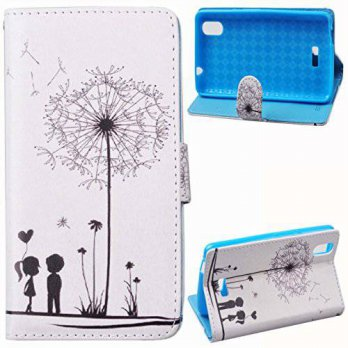 [macyskorea] Voguecase For BLU Studio C 5+5,(Young lovers)Slim Fit PU Leather Case Cover w/15023584