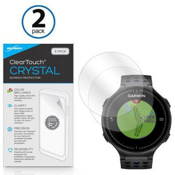 [macyskorea] Garmin Approach S5 Screen Protector, BoxWave [ClearTouch Crystal (2-Pack)] HD/15023804