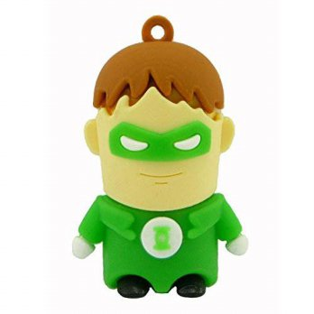 [macyskorea] Casmart Green Lantern Shaped USB Flash Drive (4GB)/15837971