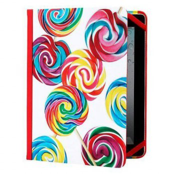 [macyskorea] Dylans Candy Bar Ipad Cover Whirly Pop/15023796