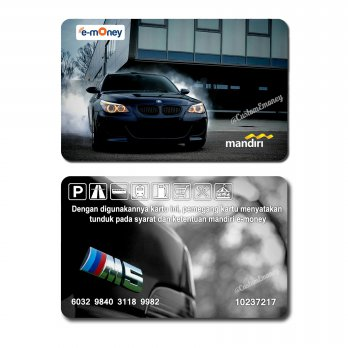 kartu emoney 50 rb bmw m5 etoll mandiri e-toll e-money