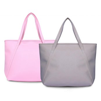 Colorful Tote Bag - 12 Colors