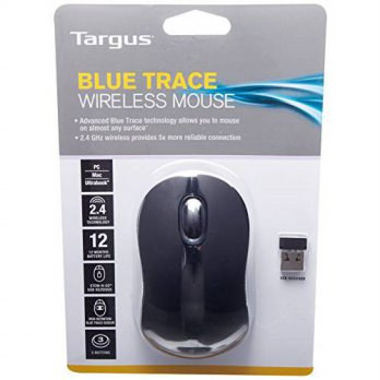 [macyskorea] Targus Wireless Optical Mouse AMW50US (Black with Gray)/15838822
