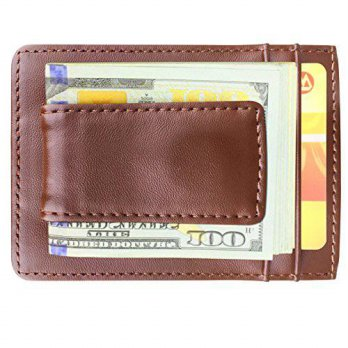 [macyskorea] RFIDWallet RFID Wallet Leather Magnetic Front Pocket Money Clip Wallet Credit/15835190