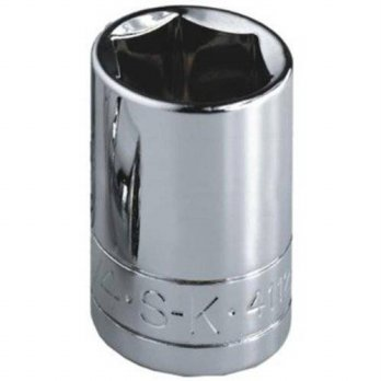 [macyskorea] SK Hand Tool 40700 6 Point 4.5mm Standard Drive Socket, 1/4-Inch, Chrome/14237238