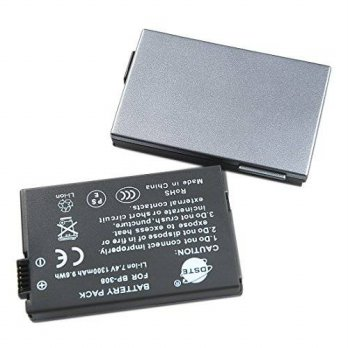 [macyskorea] DSTE 2x BP-308 Replacement Li-ion Battery for Canon HR10 HV10 Optura 600 DC50/16210714