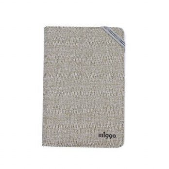 [macyskorea] MIGGO Style MIGGO STYLE Tablet Case, Cotton and Polyester, Light Green and Gr/15772405