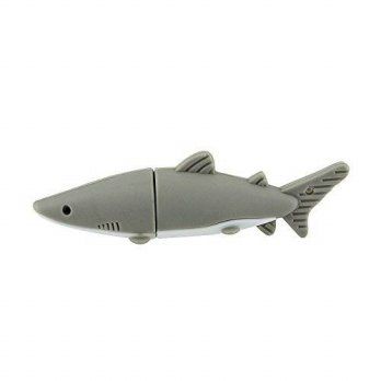 [macyskorea] Usbkingdom 32GB 32G Cartoon Animal Shark Fish Shape Gift USB Flash Drive USB /15891372