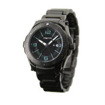 [macyskorea] Meister Watches / MSTR Watches Mens Icon Watch | IC107SS | Black & Black | St/15778943