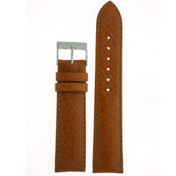 [macyskorea] Tech Swiss Watch Band Calfskin Leather Comfort Lite Padded Tan Mens 18 millim/15778836