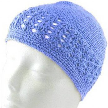 [macyskorea] 3rd Power Outlet Knit Kufi Hat - Koopy Cap - Crochet Beanie (Sky Blue)/14791530