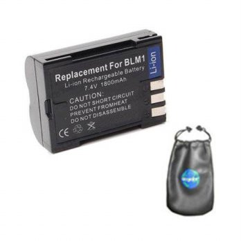 [macyskorea] Amsahr B-BLM1 Digital Replacement Camera and Camcorder Battery for Olympus BL/16074656
