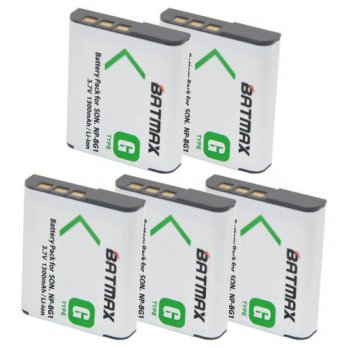 [globalbuy] NP-BG1 NP BG1 FG1 Rechargeable Battery For SONY DSC W130 W210 W220 W300 H10 H5/3688569