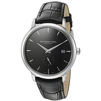 [macyskorea] Raymond Weil Mens Toccata Quartz Stainless Steel Casual Watch, Color:Black (M/15779097