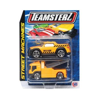 TOP GEAR DIECAST TEAMSTERZ 2 PCS