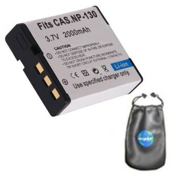 [macyskorea] Amsahr Digital Replacement Camera and Camcorder Battery for Casio NP-130, NP1/16074961