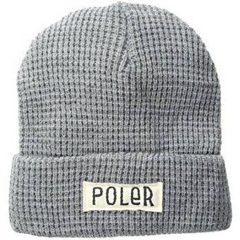 [macyskorea] Poler Mens Workerman Beanie, Purple, One Size/14710384