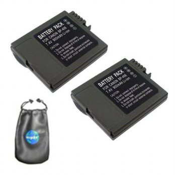 [macyskorea] Amsahr B-BP406-2CT Digital Replacement Camera and Camcorder Battery for Canon/16075045
