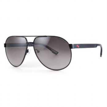 [macyskorea] Sundog Eyewear Up town Aviator Sunglasses, Black/14708255