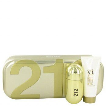 [macyskorea] 212 Vip by Carolina Herrera Womens Gift Set 1.7 oz Eau De Parfum Spray + 3.4 /15546051