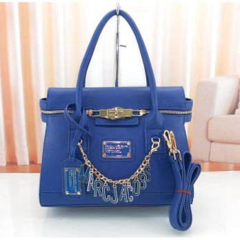 DJ Fashion The Elegant Woman Bag - Blue