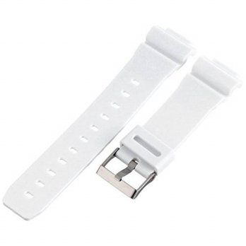 [macyskorea] Hadley Roma Hadley-Roma MS3216RT 160 16mm Polyurethane White Watch Strap/15780135
