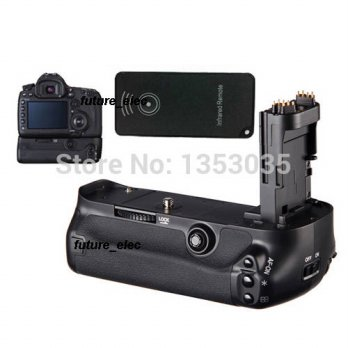 [globalbuy] Vertical Power Battery Hand Grip Holder For Canon EOS 5D Mark III 3 5DIII 5D3 /3688266