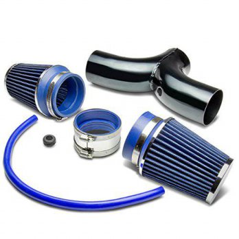 [macyskorea] Auto Dynasty Dodge SUV/Truck Short Ram Cold Air Intake Pipe Kit Set (Black Pi/15830451