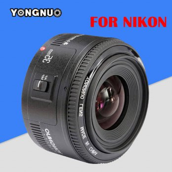[globalbuy] New StockYongnuo YN35mm F2 Lens 1:2 AF/MF Wide-Angle Fixed/Prime Auto Focus Le/3688147