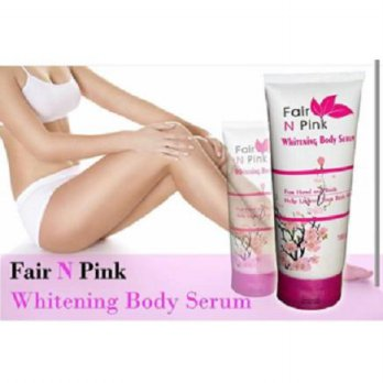 FAIR N PINK WHITENING BODY SERUM