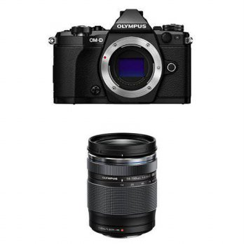 [macyskorea] Amazon Olympus OM-D E-M5 Mark II Mirrorless Camera (Black) with 14-150mm II L/15849925