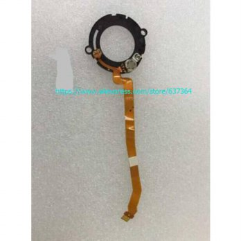 [globalbuy] Lens Aperture Group Flex Cable For Canon EF-S 15-85 mm 15-85mm f/3.5-5.6 IS US/3688063
