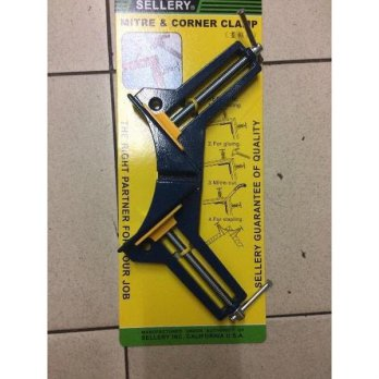Klem Siku Corner Clamp Sudut 3 inch Heavy Duty SELLERY