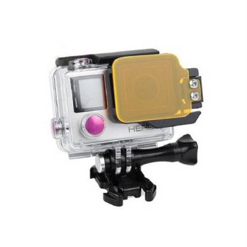 [globalbuy] Gopro Accessories Camera Filter Professional Underwater Diving Color Correctio/3687497