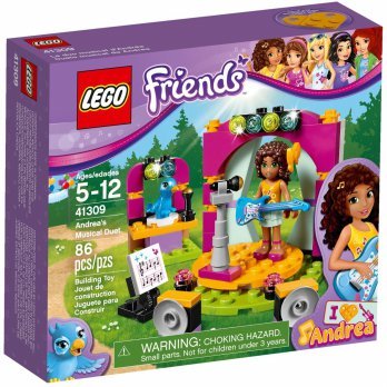 LEGO FRIENDS 41309 : Andrea's Musical Duet