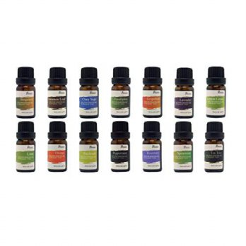 [macyskorea] Pursonic 100 Pure Essential Aromatherapy Oils Gift Set-14 Pack - 10ML/15544933