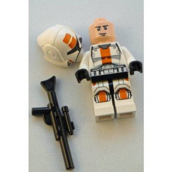 [macyskorea] REPUBLIC TROOPER ORANGE - LEGO Star Wars Minifigure/13541155