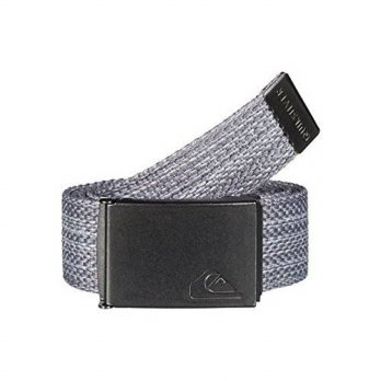 [macyskorea] Quiksilver Mens Principle II Belt, Grey, One Size/13076097