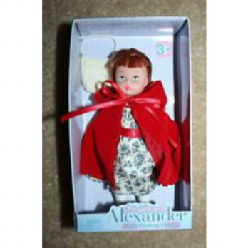 [macyskorea] Madame Alexander Storybook Little Red Riding Hood Mini Doll Travel Size 5/13539928