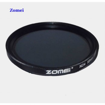 [globalbuy] Professional Zomei 55mm ND ND4 Filter Neutral Density Filters Densidade Neutra/3687417